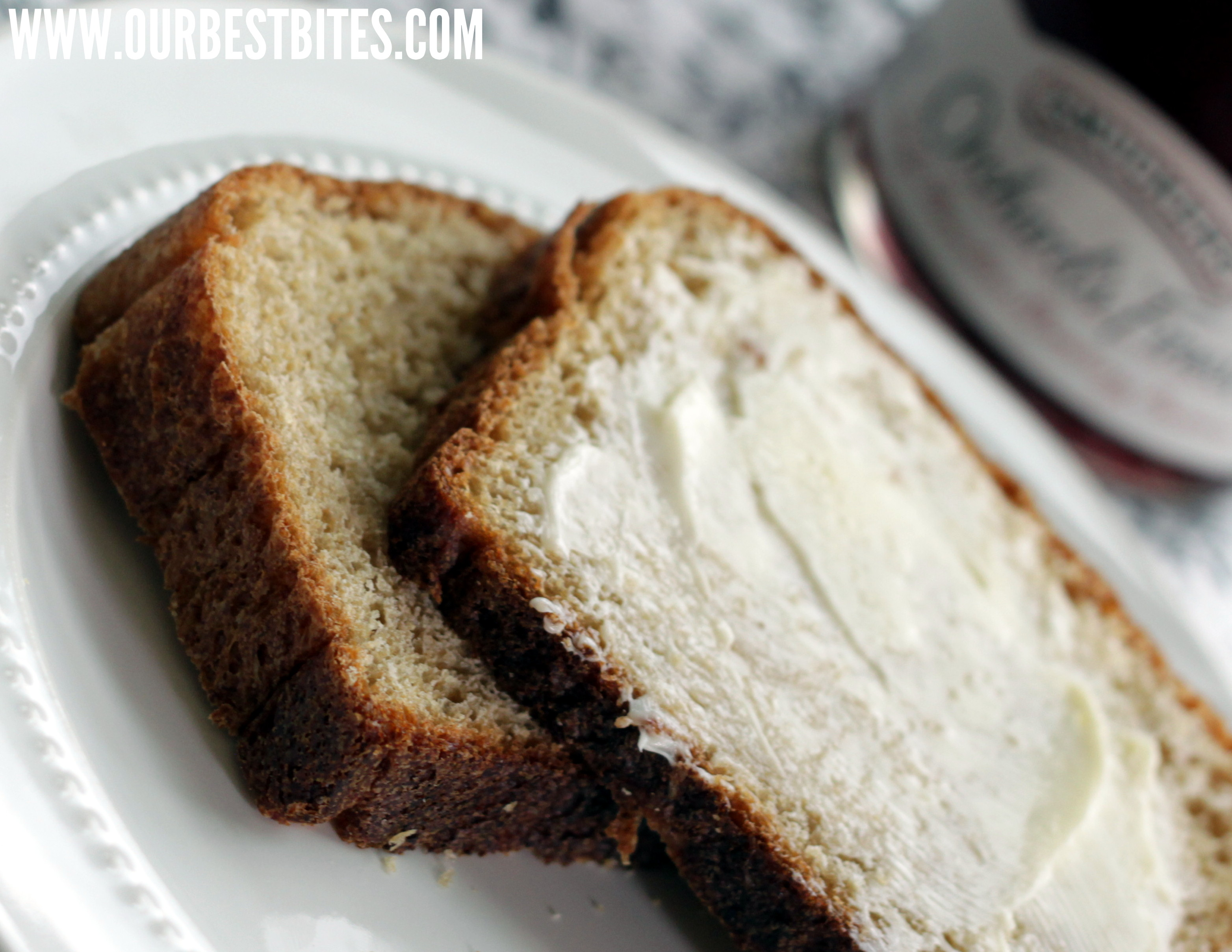 Honey Whole Wheat Bread - Our Best Bites