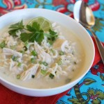 Quick and Easy Thai Coconut Soup