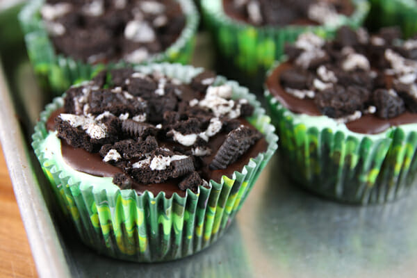 Brownie Bottom Ice Cream Cupcakes Recipes — Dishmaps