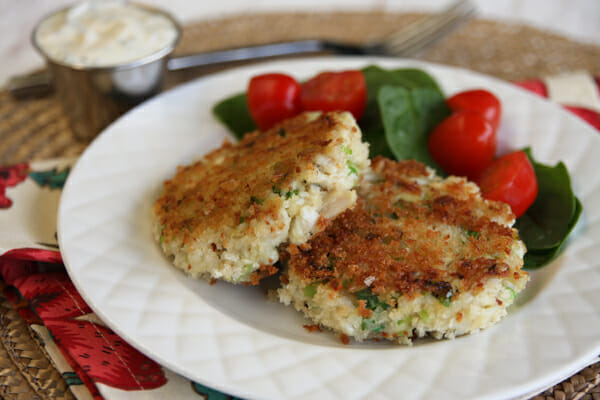 Crab Cakes With Remoulade Cooking Light