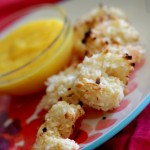 Coconut-Macadamia Crusted Shrimp