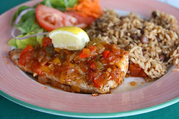 Island Inspired Food: Anguilla