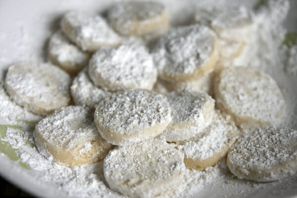 Lime Meltaway Cookies Recipes — Dishmaps