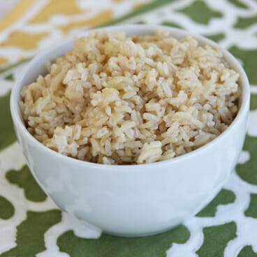 How To: Make Perfect Brown Rice