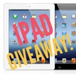 Facebook Fan IPAD Giveaway!