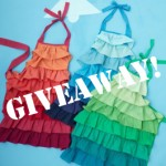 Ruffled Apron Giveaway