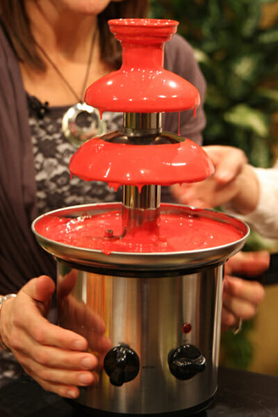 Best Things For A Chocolate Fountain