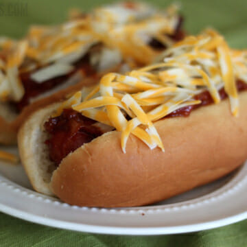 Saucy Hot Dogs