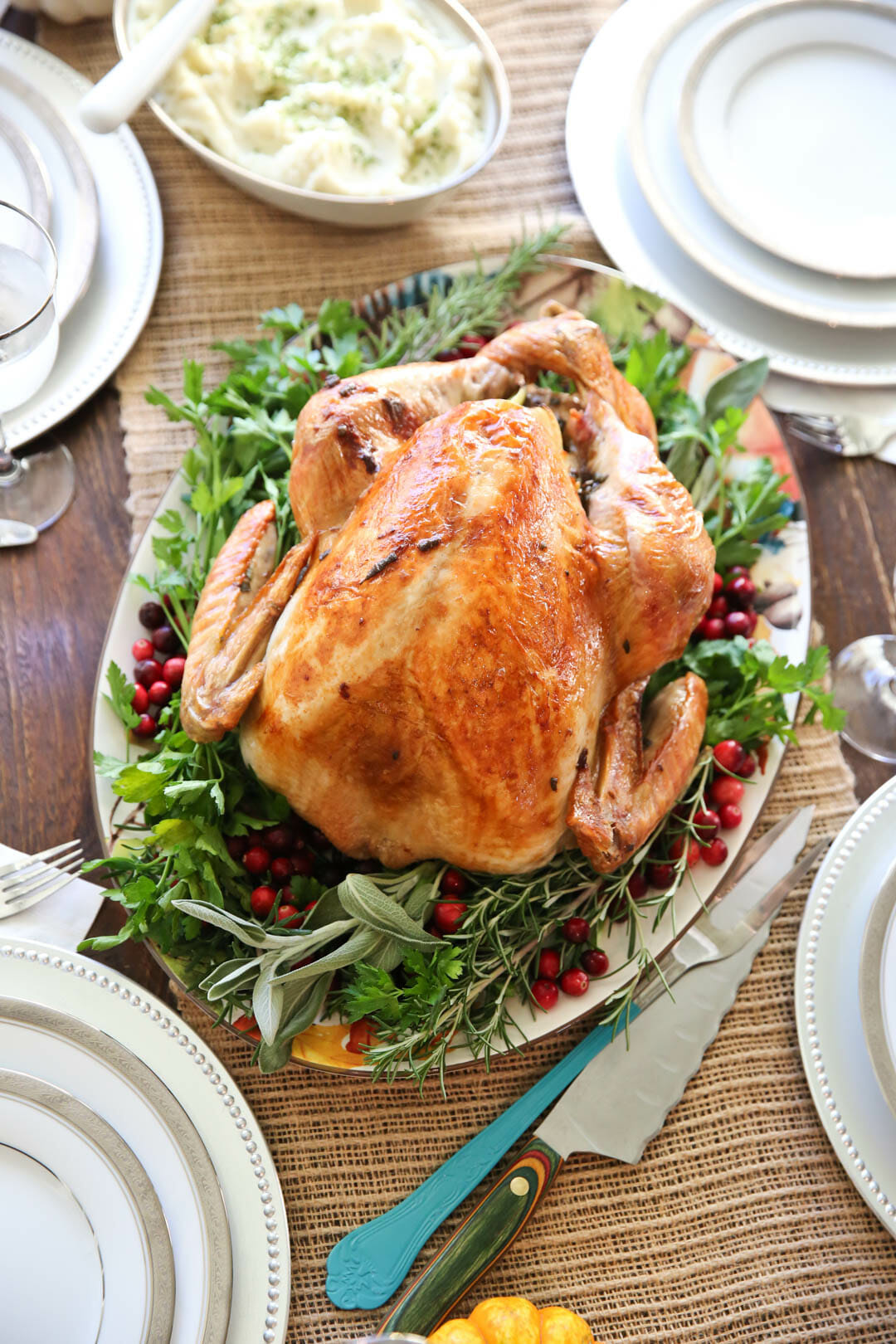 The best Thanksgiving Turkey recipe