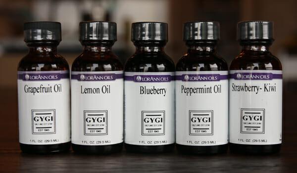 Flavored Oils from OG