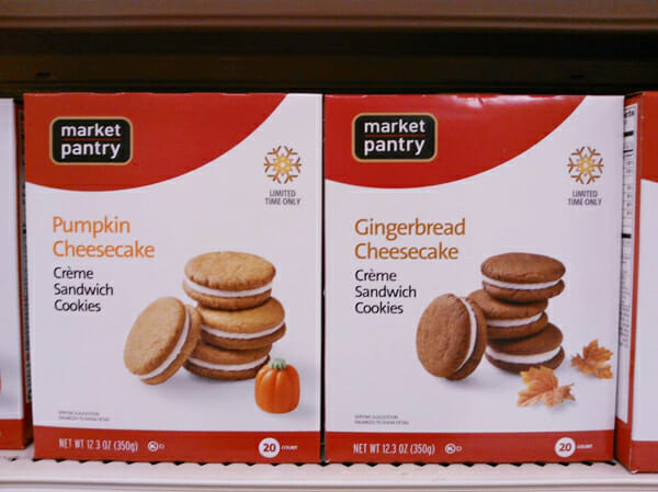 Soft Gingerbread Sandwich Cookies With Lemon Creme Filling Our