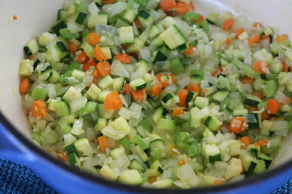 Carrots, Onions, Celery