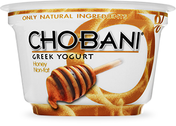 chobani honey