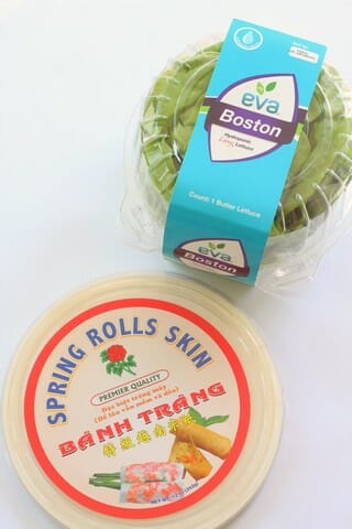 spring roll wraps