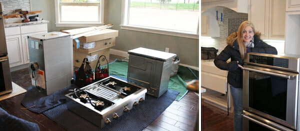 Appliance Install