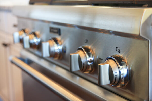 Gas Range Knobs
