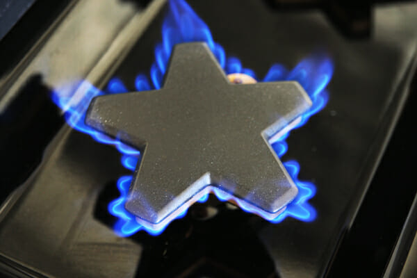 Thermador Blue Star Burner
