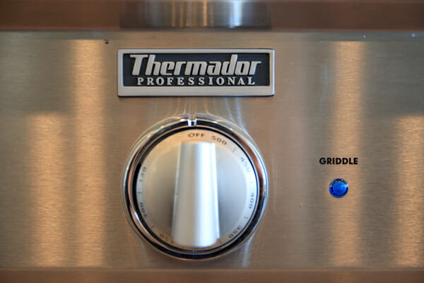 Thermador Griddle Knob