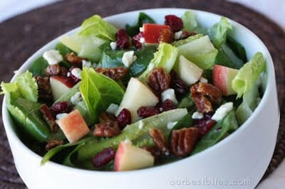 walnut salad 1 cr