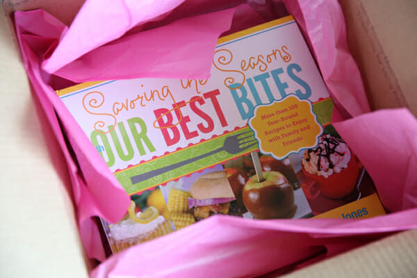 Our Best Bites Book