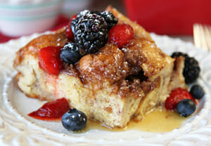Overnight French Toast 300
