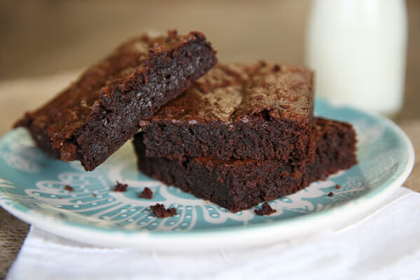 Perfect Fudgy Brownies from Our Best Bites