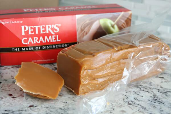Peter's Caramel Opened