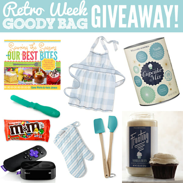 Retro Week Goody Bag Giveaway!