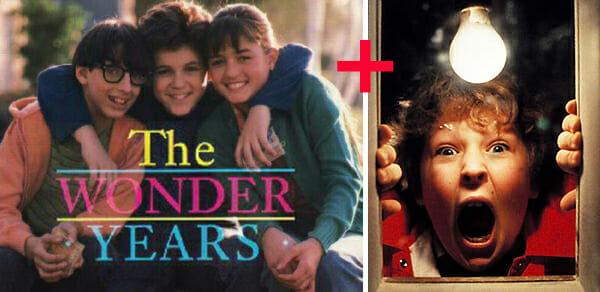 Wonder Years meets Goonies