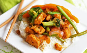 Sweet & Sour Citrus Chicken