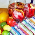 Virgin Red Sangria