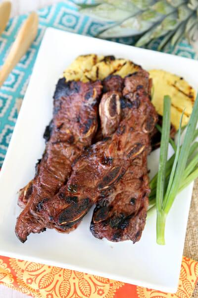 Maui pork ribs recipe