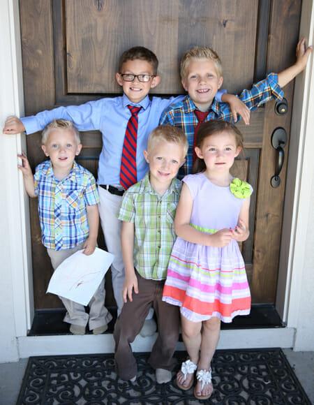 Kate and Sara's Kids