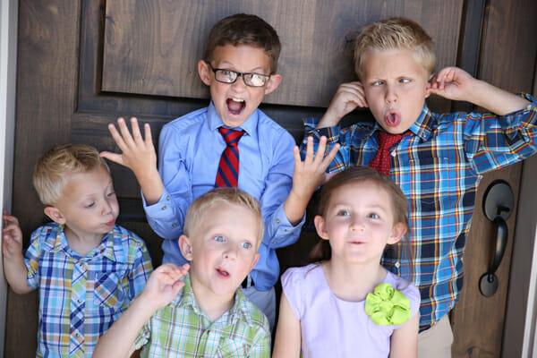 Weirdo Kids