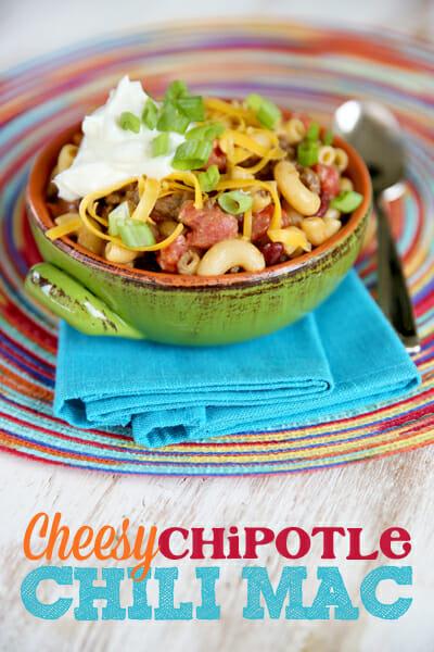 Chipotle Chili Mac Graphic Image