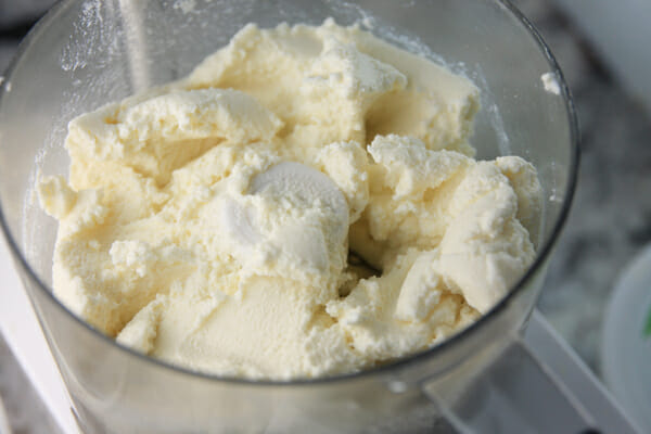 Ricotta Before