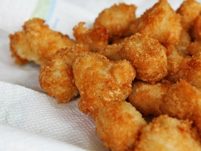 Chick-fil-a knock-off chicken nuggets from OUr Best Bites