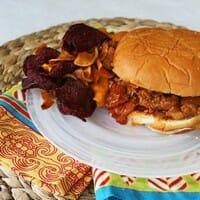 Hawaiian-Style Sloppy Joes