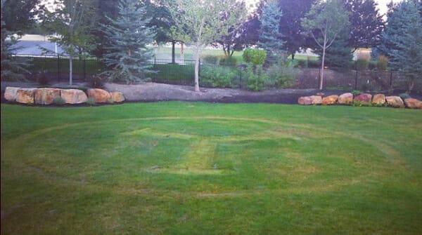 BYU Lawn