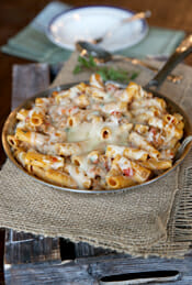 Skillet Baked Ziti Our Best Bites