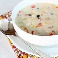 Chicken Chipotle Chowder