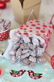 Yummy Candy Cane Muddy Buddies intro