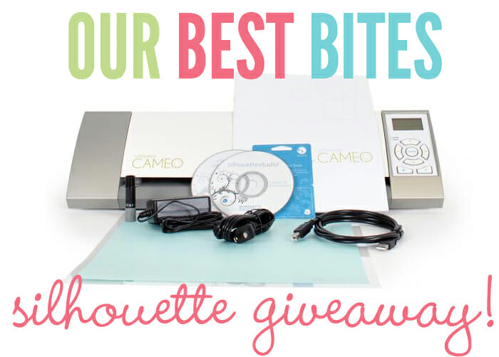 Silhouette Giveaway!