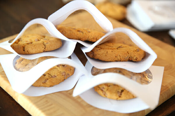 Cookies Slipped into CD Cases_Our Best Bites