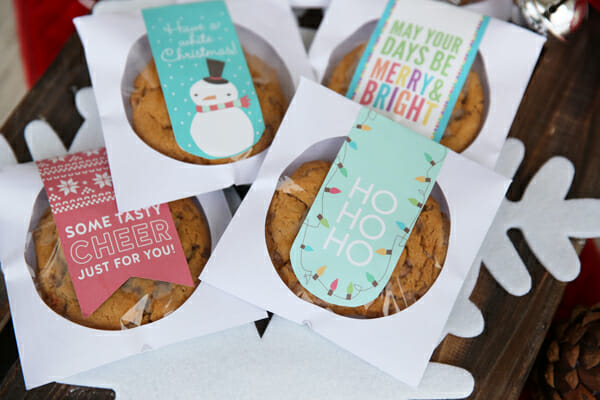 Cookies in CD Envelopes Our Best Bites