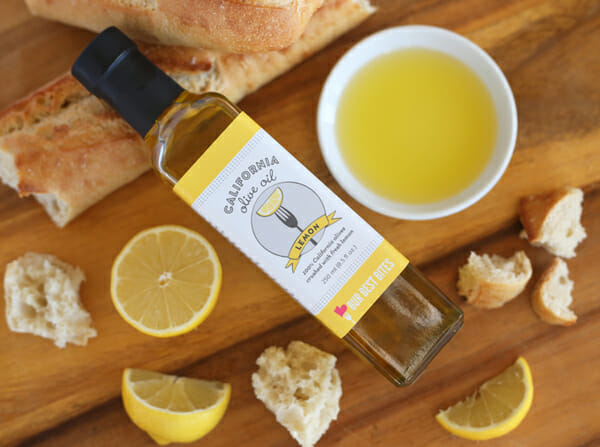 OBB Lemon Olive Oil