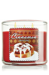bath and body works cinnamon frosting
