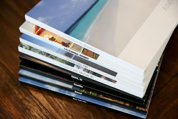 Create a Set of Family Books