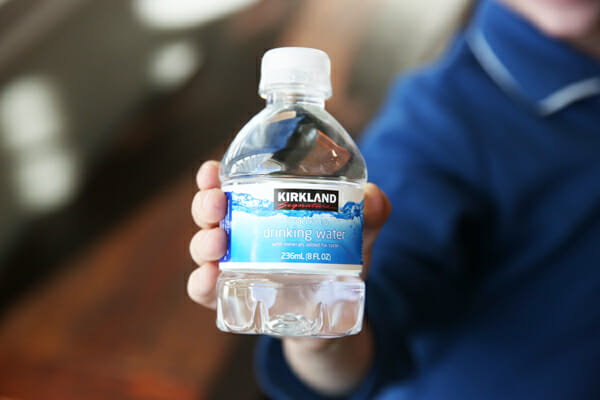 Mini Water Bottles