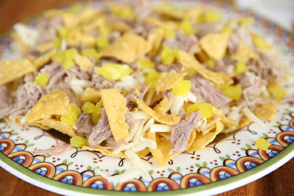 Broken Chips on Nachos